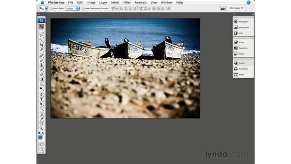 Panels 101: Photoshop CS3 for Photographers