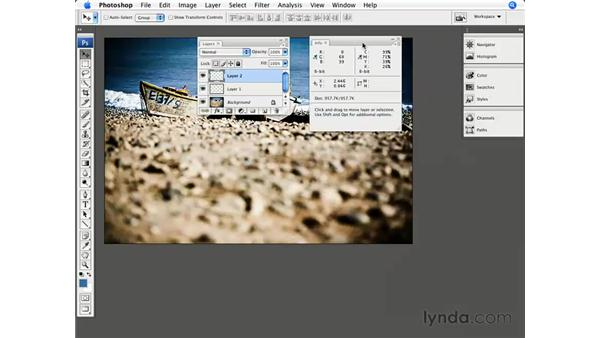 Customizing your workspace: Photoshop CS3 for Photographers