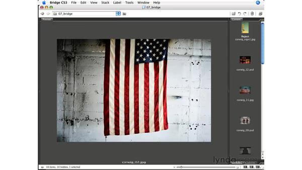 Customizing the workspace: Photoshop CS3 for Photographers
