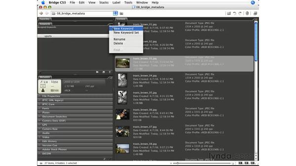 Keywords: Photoshop CS3 for Photographers