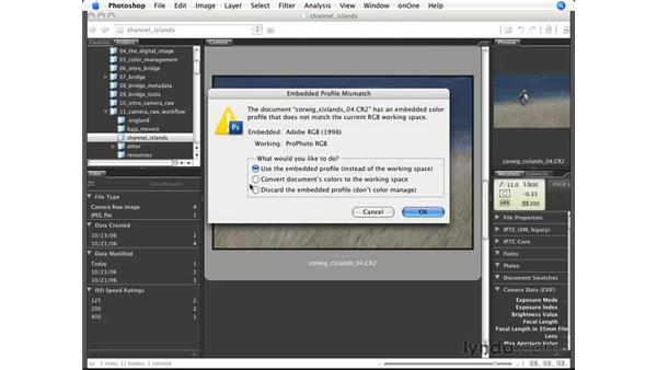 Open in Photoshop: Photoshop CS3 for Photographers