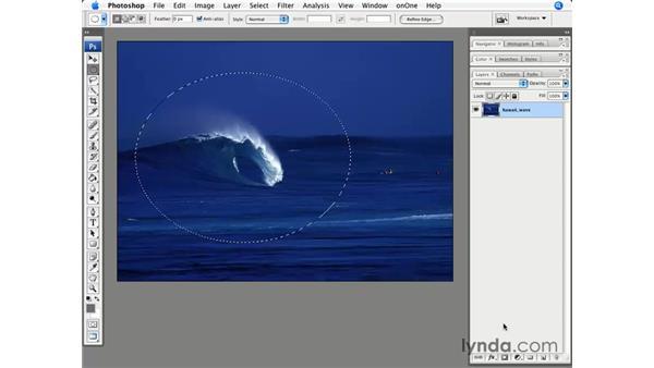 Using masking: Photoshop CS3 for Photographers