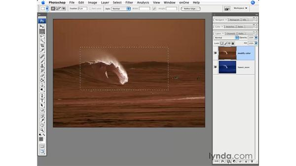 Masking and color: Photoshop CS3 for Photographers