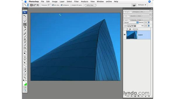 The Magic Wand: Photoshop CS3 for Photographers