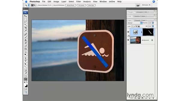 Color range selections: Photoshop CS3 for Photographers