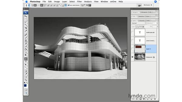 Selections and paths: Photoshop CS3 for Photographers