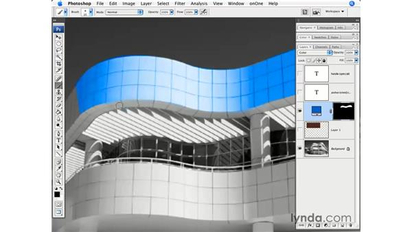 Paths and masking: Photoshop CS3 for Photographers