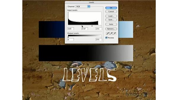 Introducing levels: Photoshop CS3 for Photographers