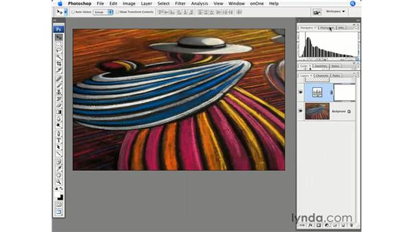Enhancing color and tone: Photoshop CS3 for Photographers