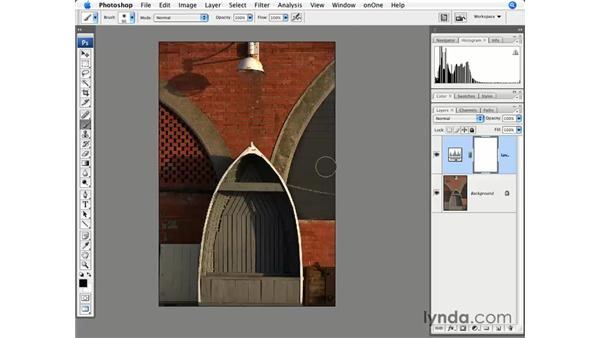 Levels and masking: Photoshop CS3 for Photographers