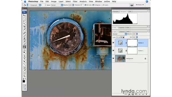 Midtone and advanced blending: Photoshop CS3 for Photographers