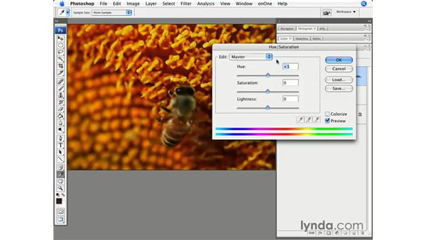 Curves and advanced Hue/Saturation: Photoshop CS3 for Photographers