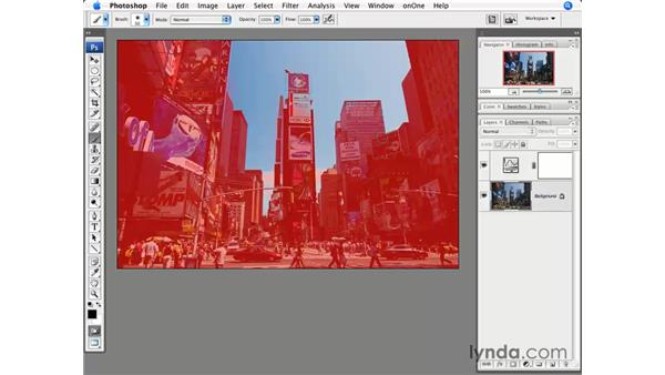 Curves and masking: Photoshop CS3 for Photographers