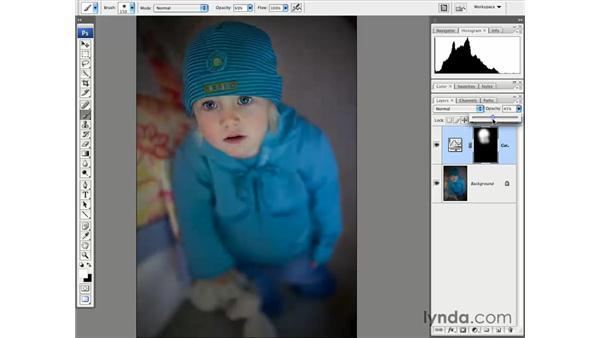 Curves, masking, and tone: Photoshop CS3 for Photographers