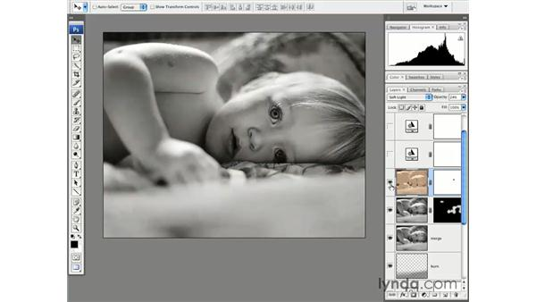 Creative inspiration pt. 1: Curves, masking, and tone: Photoshop CS3 for Photographers