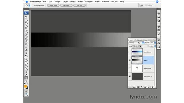 Introducing blend modes: Photoshop CS3 for Photographers
