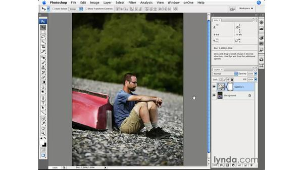 Color correction with a color chart: Photoshop CS3 for Photographers