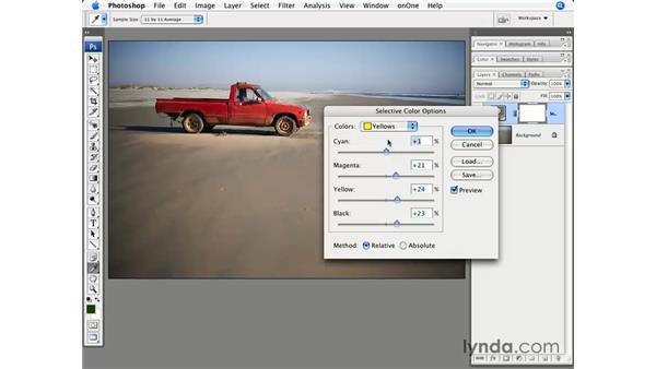 Selective Color: Photoshop CS3 for Photographers