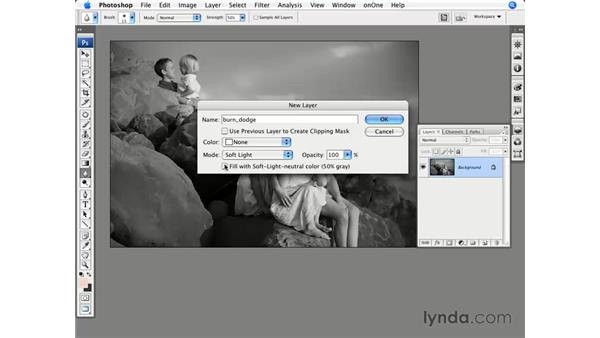 Introducing to Burn and Dodge: Photoshop CS3 for Photographers