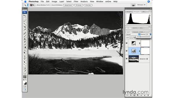 Advanced black-and-white and color conversions: Photoshop CS3 for Photographers