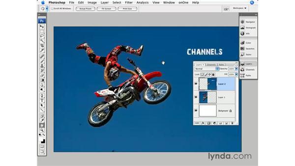 Advanced noise reduction: Photoshop CS3 for Photographers