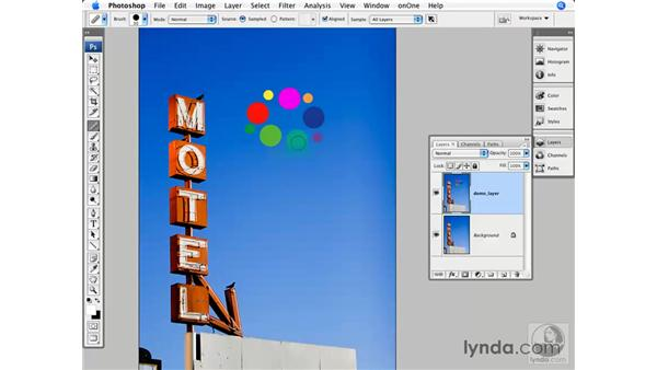 Introducing the trio of healing tools: Photoshop CS3 for Photographers