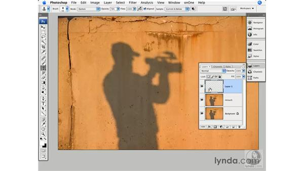 Clean up with the healing tools: Photoshop CS3 for Photographers
