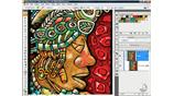 Image for Recoloring traced details in Live Paint