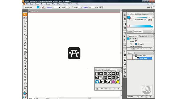 The power of symbols: Illustrator CS3 One-on-One: Advanced Techniques
