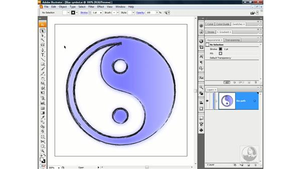 Animating with symbols: Illustrator CS3 One-on-One: Advanced Techniques