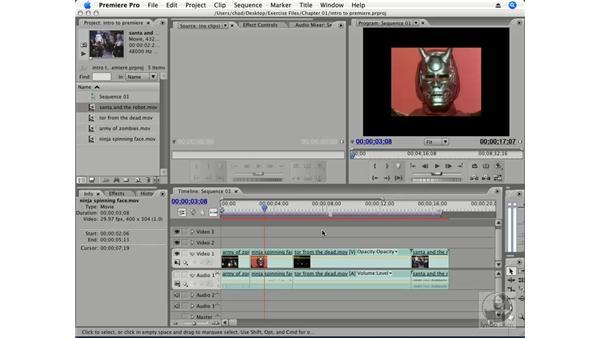 What is Premiere Pro?: Premiere Pro CS3 Essential Training