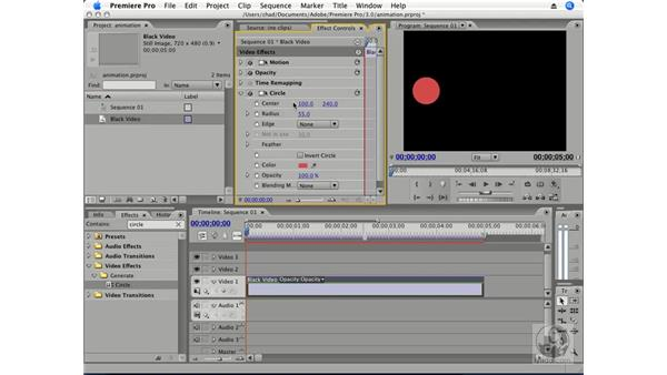 What is a keyframe?: Premiere Pro CS3 Essential Training