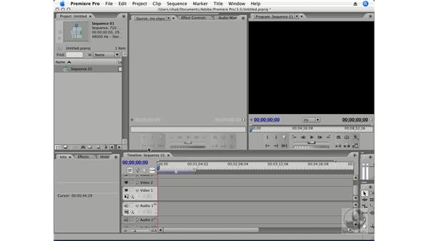 How to use this chapter: Premiere Pro CS3 Essential Training