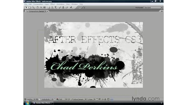 Goodbye: After Effects CS3 Professional Essential Training
