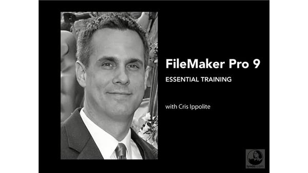 Goodbye: FileMaker Pro 9 Essential Training