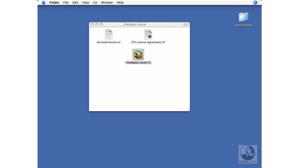 Installing FileMaker Server: FileMaker Pro 9 Beyond the Basics