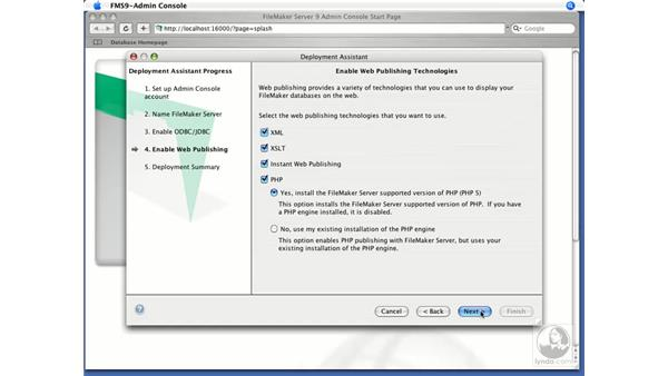 The Deployment Assistant: FileMaker Pro 9 Beyond the Basics