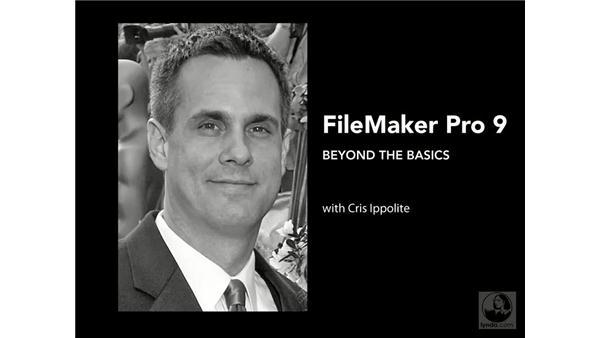 Goodbye: FileMaker Pro 9 Beyond the Basics