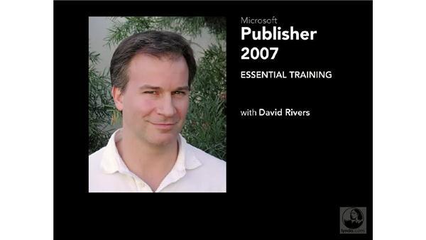 Goodbye: Publisher 2007 Essential Training