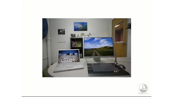 Hardware considerations: Photoshop CS3 Creative Photographic Techniques