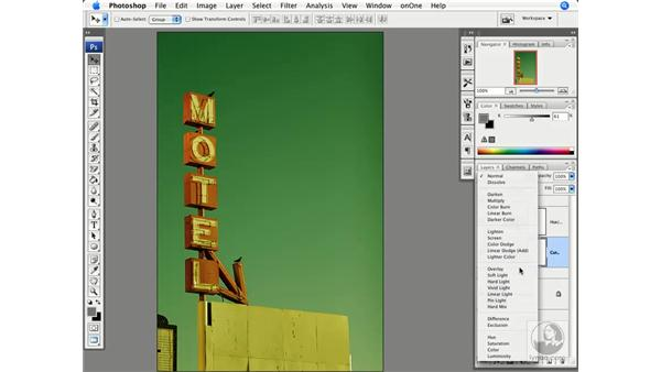 Curves and blend modes: Photoshop CS3 Creative Photographic Techniques