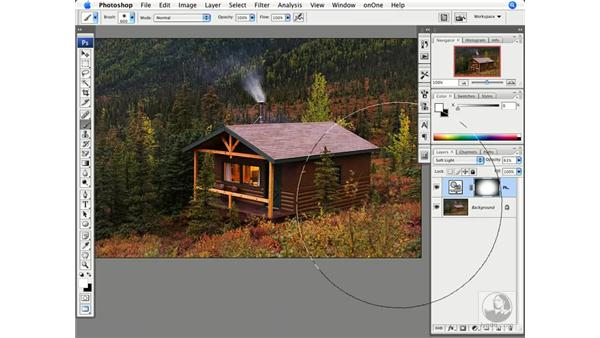 Warming photo filters: Photoshop CS3 Creative Photographic Techniques