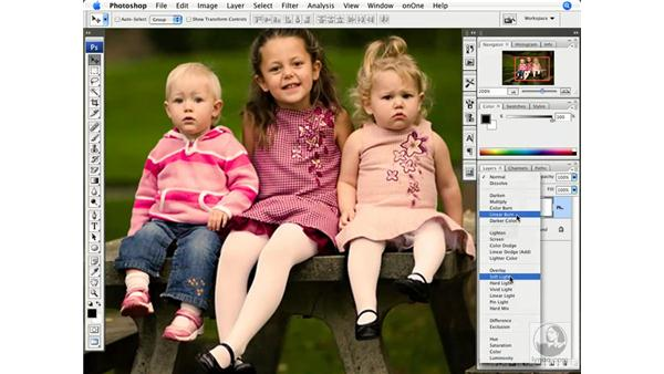Photo filters and blend modes: Photoshop CS3 Creative Photographic Techniques