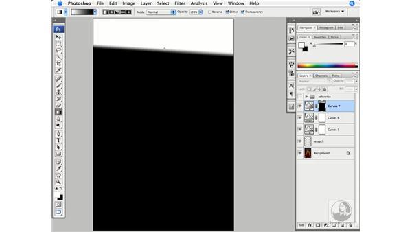 Enhancing long exposures: Photoshop CS3 Creative Photographic Techniques
