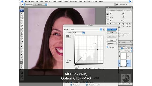 Skin tone color correction by the numbers: Photoshop CS3 Creative Photographic Techniques