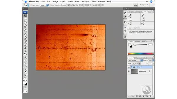 Emotive color and tone: Photoshop CS3 Creative Photographic Techniques