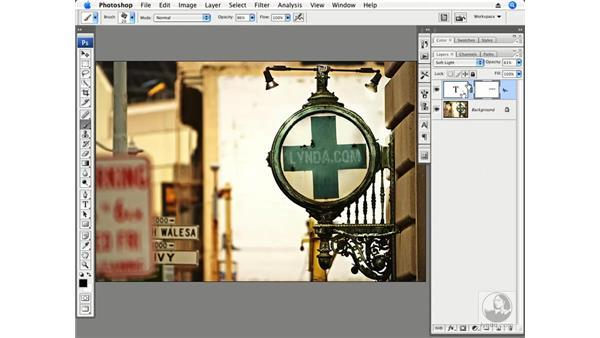 Adding directional light part 1 - Adding copy: Photoshop CS3 Creative Photographic Techniques