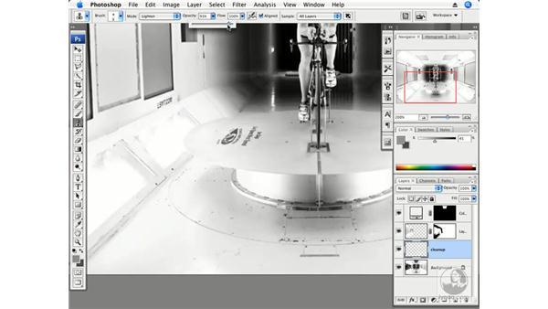 Simplicity part 3 - Final color and tone: Photoshop CS3 Creative Photographic Techniques