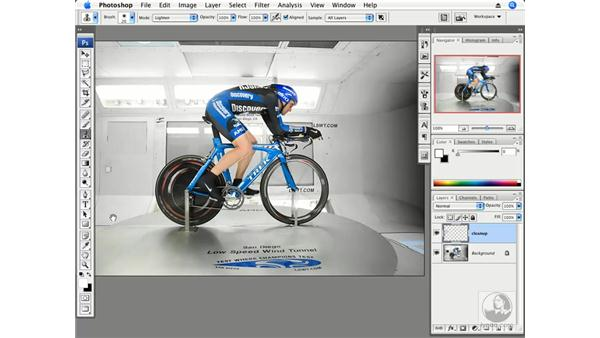 Speed part 1 - Retouching: Photoshop CS3 Creative Photographic Techniques