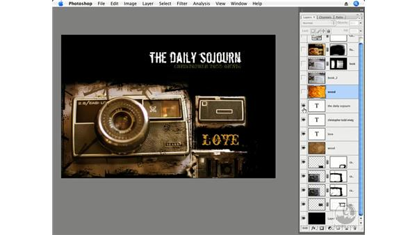 Today: Photoshop CS3 Creative Photographic Techniques